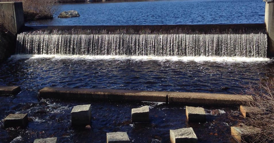 Ames Pond Dam–Abington, MA