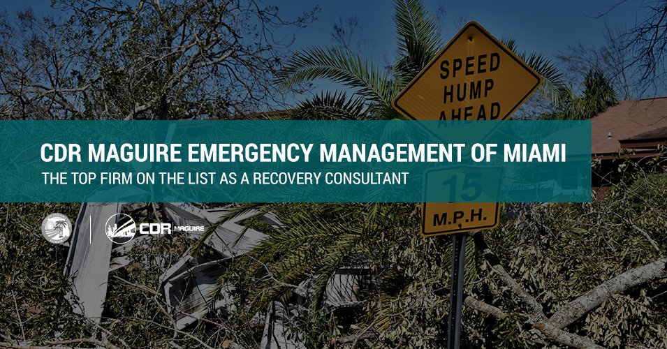 CDR Maguire Emergency Management of Miami